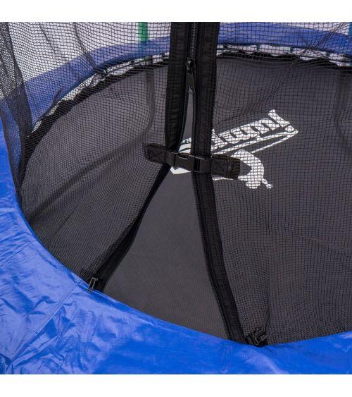Trampolina dla dziecka - bezpieczna trampolina ogrodowa.