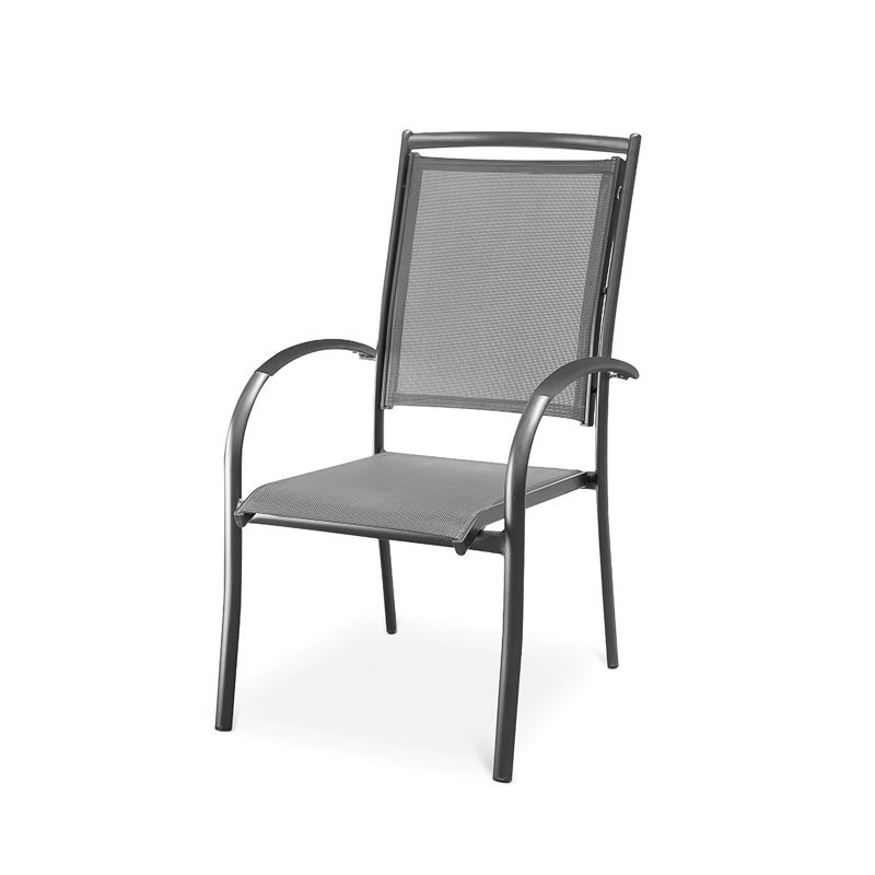 Aluminiowe krzesło MIR-T947