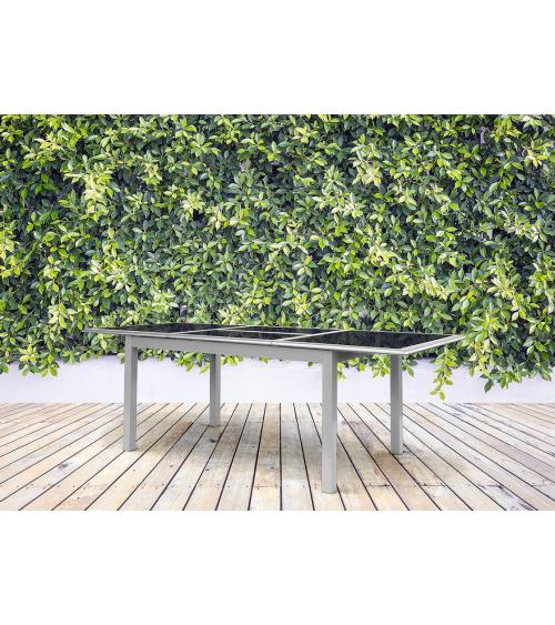 Nowoczesny stół ogrodowy ze...