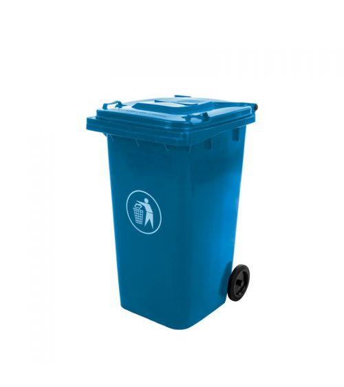kosz na śmieci kubeł duży mocny 240L