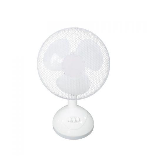 Wentylator domowy doskonale wprawia w ruch powietrze chłodząc tym samym podczas upalnych dni.