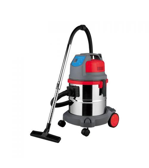 Profesjonalny odkurzacz przemysłowy ze zwiększoną pojemnością zbiornika do 20L.