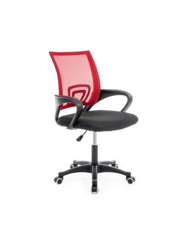 Ergonomiczny fotel obrotowy to doskonały wybór jako fotel młodzieżowy.