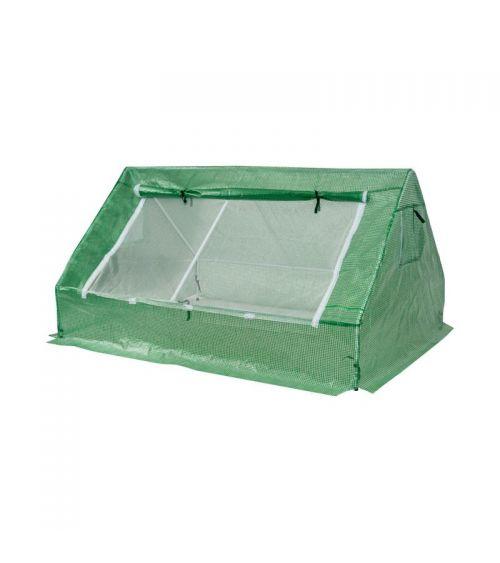 Rozsadnik - mini szklarnia ogrodowa z moskitierą.