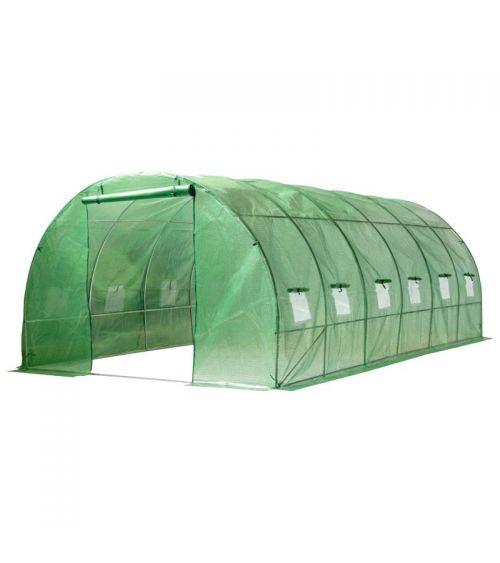 Tunel foliowy - szklarnia ogrodowa