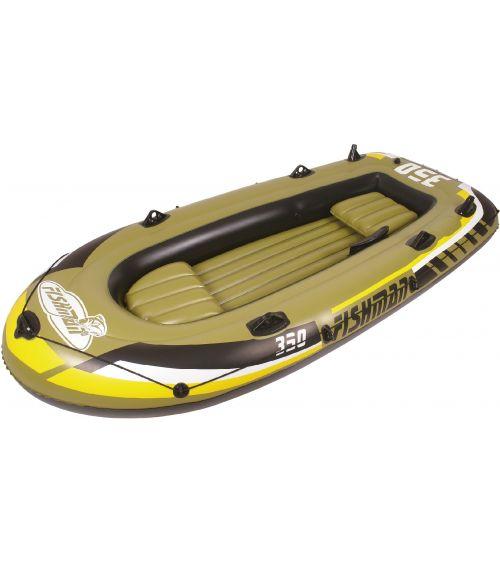 Dmuchany ponton wędkarski