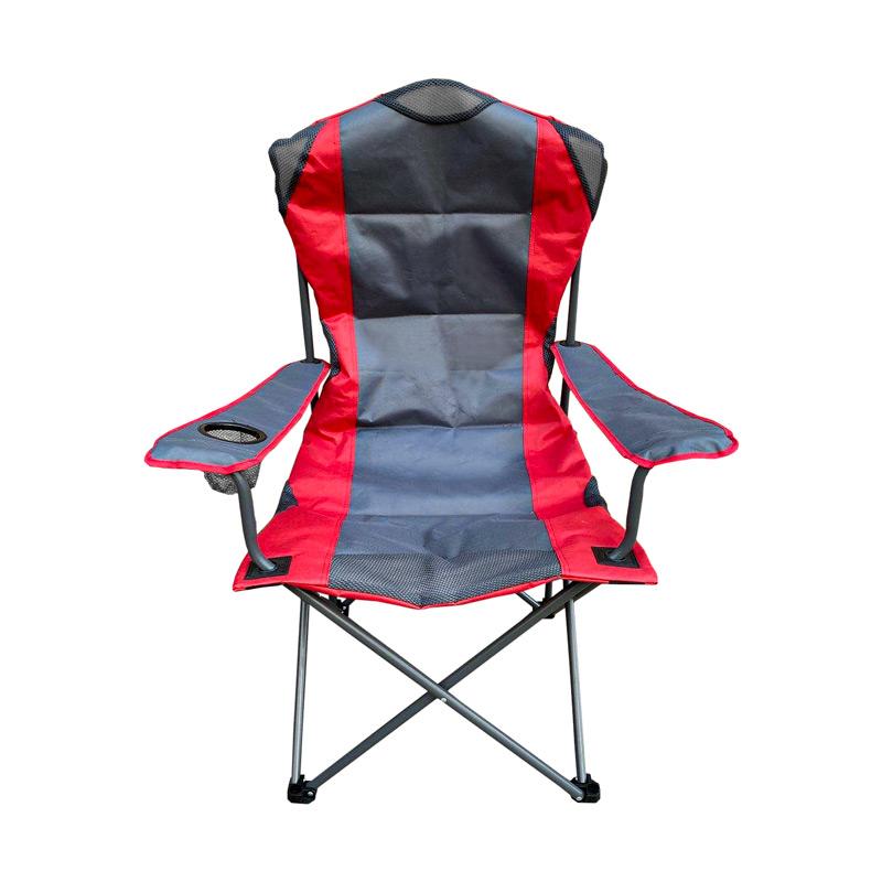 Krzesła kempingowe składane