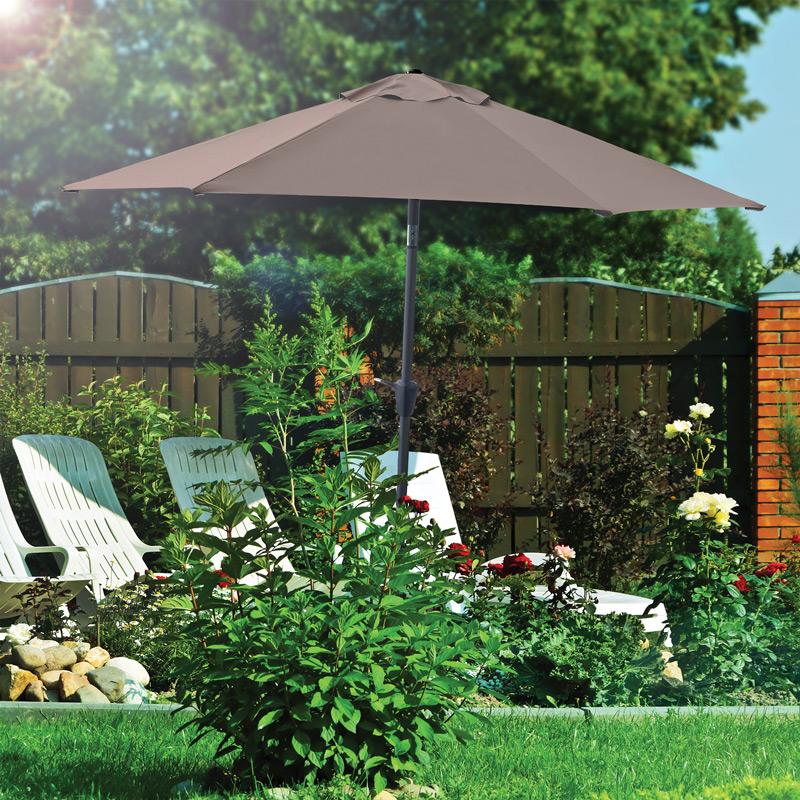 Parasol ogrodowy duży - parasole na tarasy