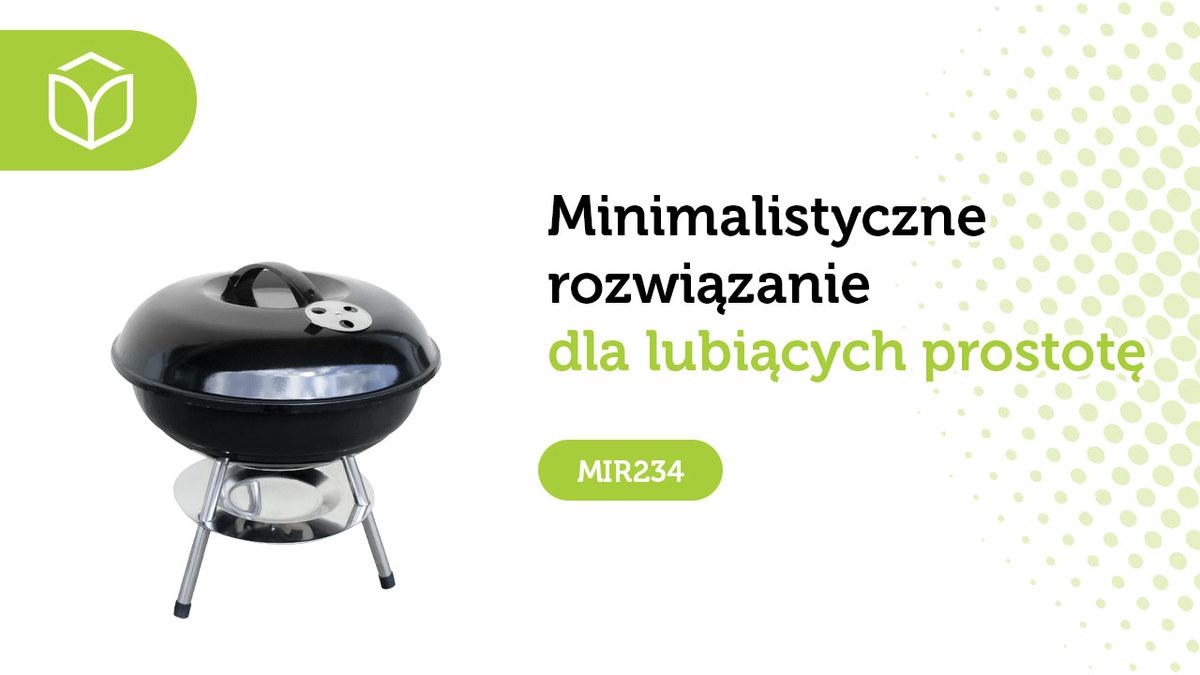 jaki grill węglowy - mir234