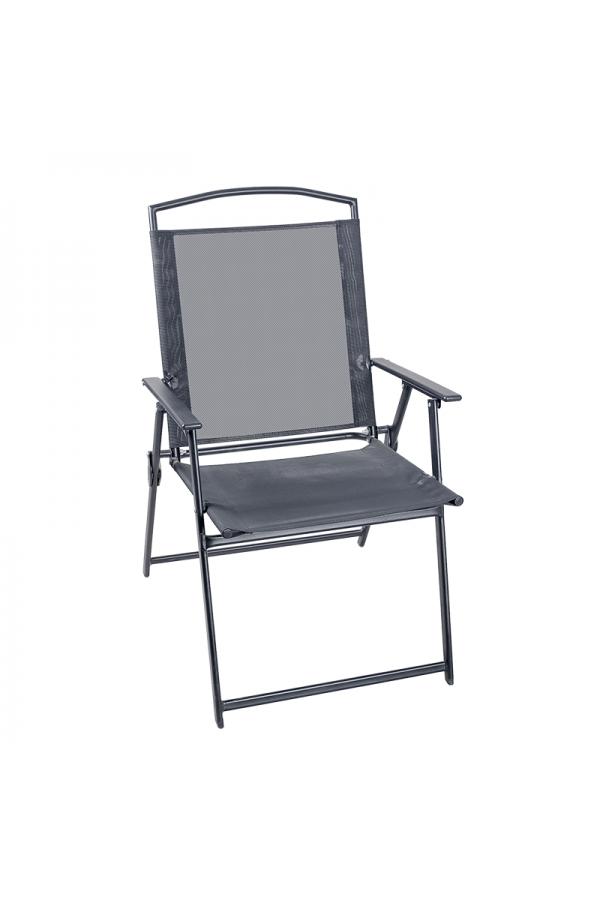 Składane krzesło ogrodowe z podłokietnikami Indeks: Krzesło FOLD