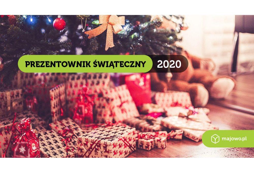 Pomysł na prezent - prezentownik świąteczny 2020