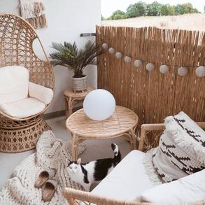 Jaki jest Wasz ulubiony sposób na odpoczynek po ciężkim dniu?  Cisza, spokój i relaks w naszym fotelu Positano. Co Wy na to? 💚 📸@oliv.home   #Majowo #majowo_pl #balkonzmajowo #fotelobrotowy #fotelpositano #Positano #domzmajowo #ogródzmajowo #mableogrodowe #coffeplace #relaxtime #takeiteasy #easy #odpoczynek #ciężkidzień #cisza #spokój #balkonowelove #balcony #balconyinspiration #scandinavianstyle #scandinaviandesign #stylboho #bohostyle #minimalism #wieczorowąporą #evening #eveningsky #eveningvibes